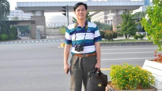 反腐记者张子保的作品集